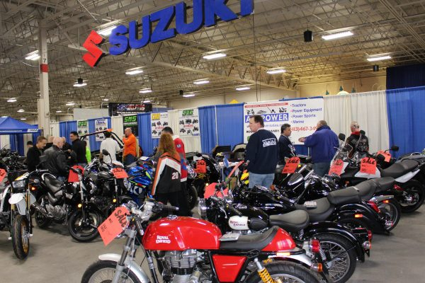 Springfield Motorcycle Show Preview Ride Ct New England