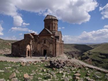Построена от грузински търговец църква