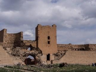 Останки от крепостната стена
