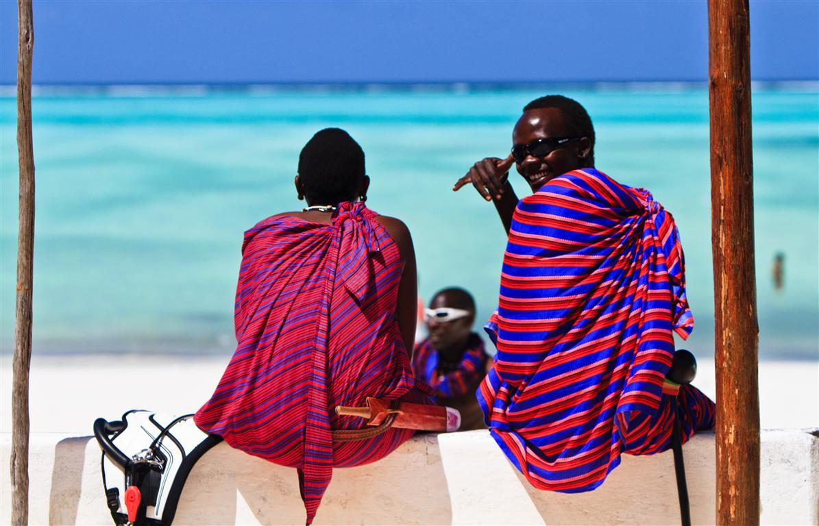 Ride Along Zanzibar