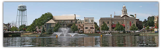 Image result for tay canal, perth, ontario