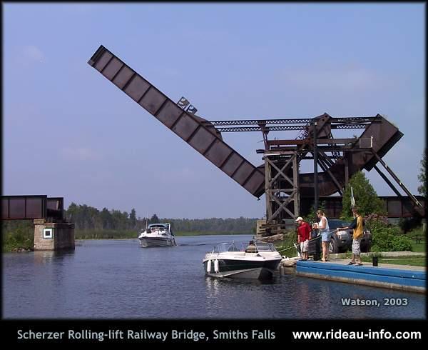Image result for smiths Falls railroad bridge, Ontario