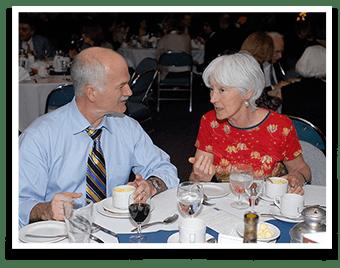 Kathleen Ruff and Jack Layton