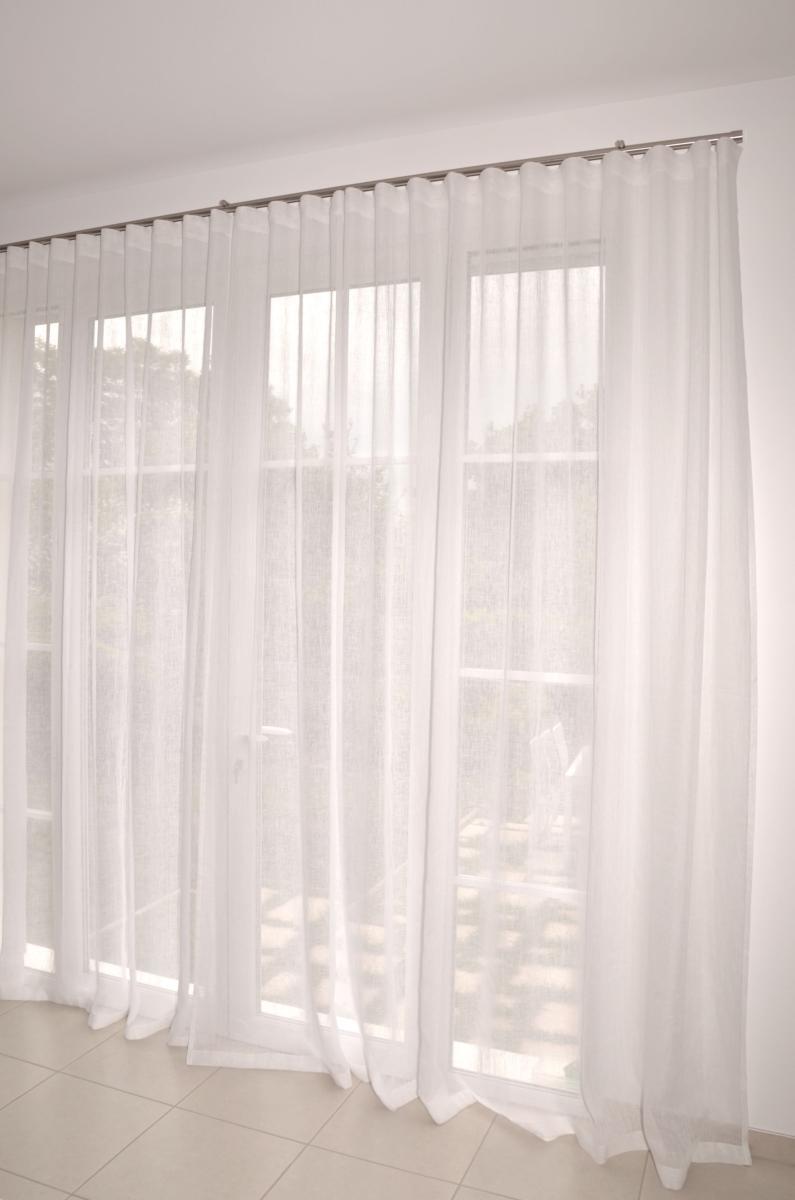 rideaux voilages sur mesure yvelines
