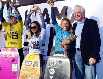 Isabela Sousa Vence Segunda Etapa do Mundial na Austrália