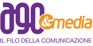 logo Ago&Media di Michela Fenili