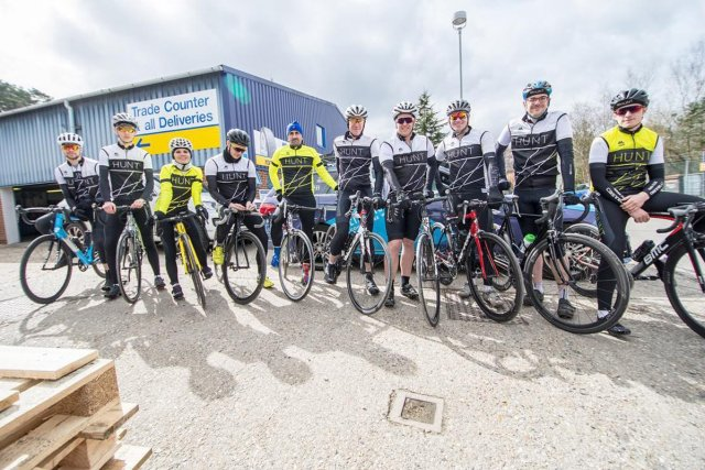 Luisa_HuntBikeWheels team