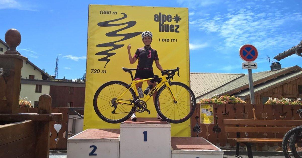 Girlstories: Luisa Grappone e ciclismo