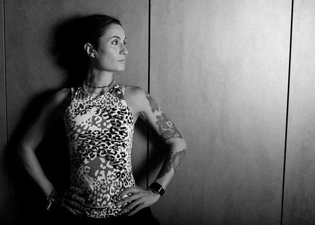 Paola Miretta insegnante di Pilates online