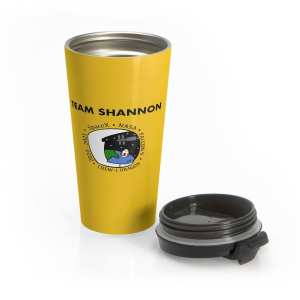 Stainless Steel Travel Mug – Eco-Friendly
