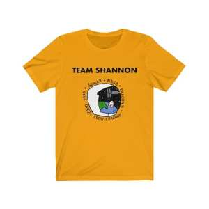 **OFFICIAL TEAM SHIRT** Unisex Jersey Short Sleeve Tee – Bella+Canvas Eco-Friendly