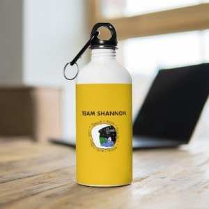 Stainless Steel Water Bottle – Eco-Friendly