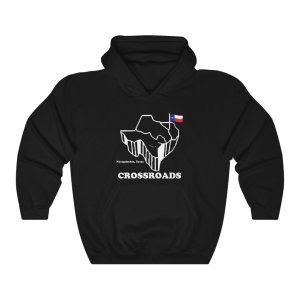 "Crossroads Nacogdoches ""The Legend"" Hoodie"