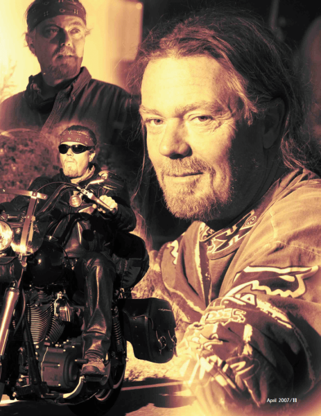 Phil Templeton as originally seen in March 2007 issue of RideOK.
