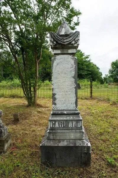 Garland Family Cemetery