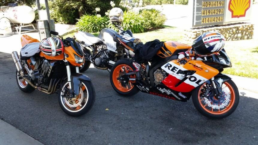 Friendship Pre-Ride