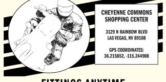 Aerostich Las Vegas Pop-Up Event