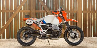 BMW Concept Bike: Lac Rose. (Photos: BMW Motorrad)