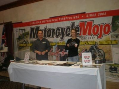 Kitchener Motorcycle Show 2012