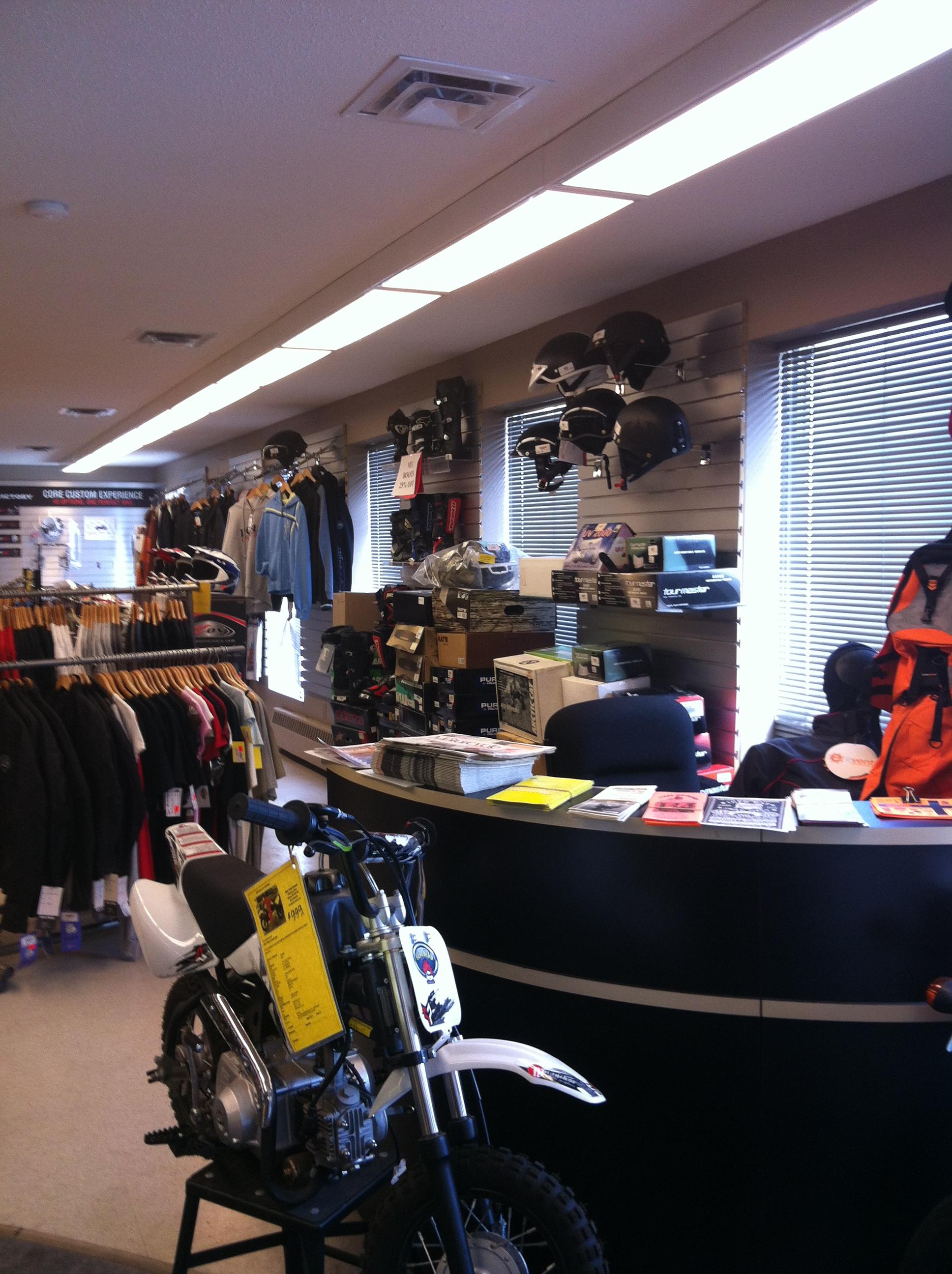 Gearhead Ottawa - Riders Plus Insurance