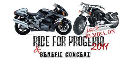 ride for progeria