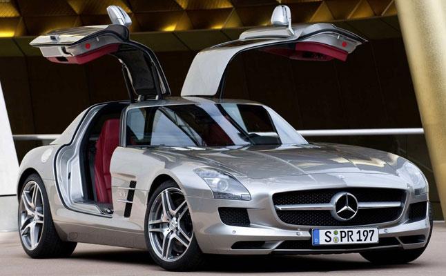 rides mercedes-benz sls amg playboy car of the year