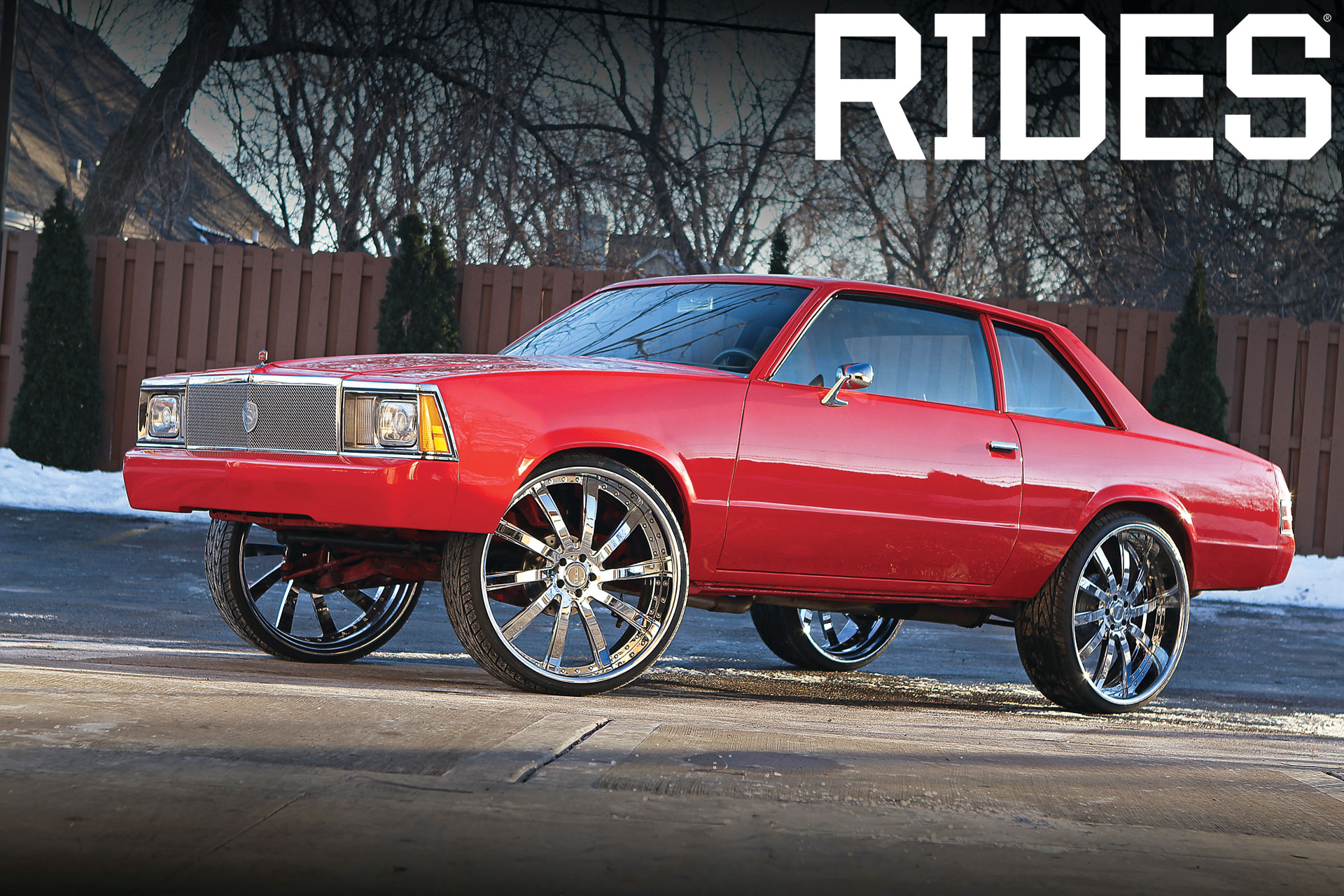 rides cars chevrolet malibu g-body red chevy