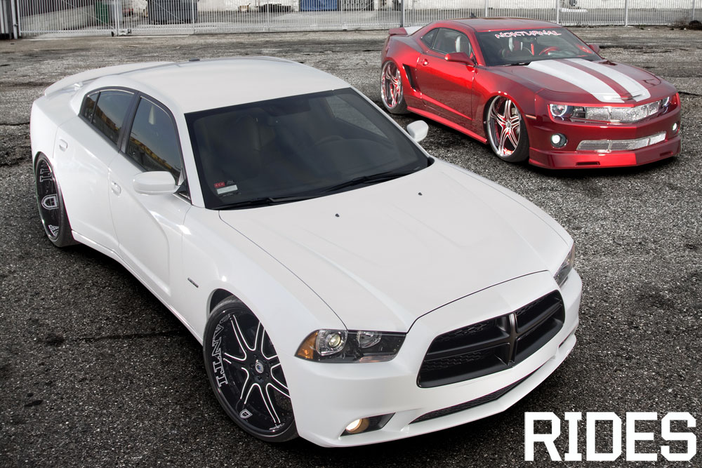 rides 48 cover widebody dodge charger chevrolet camaro
