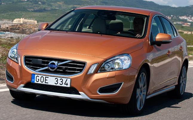 rides cars volvo s60 2012