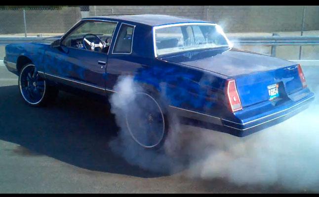 rides cars monte-carlo-burnout