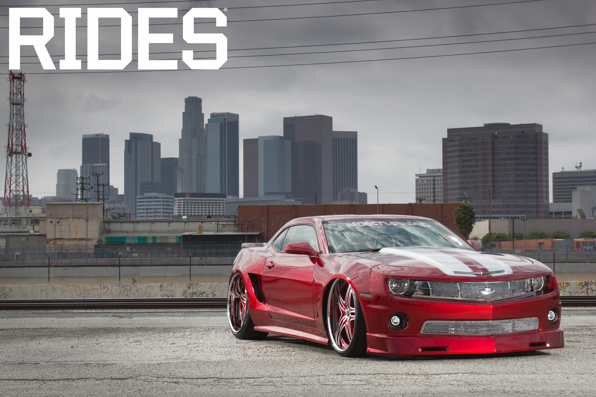 rides cars chevy camaro widebody wallpaper feat