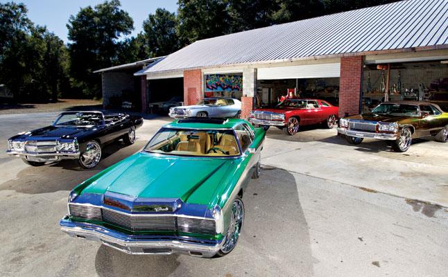 rides cars zach-randolph-donk-fleet-wallpaper