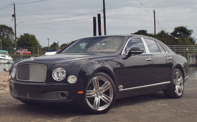 rides cars andrew link bentley mulsanne staten island