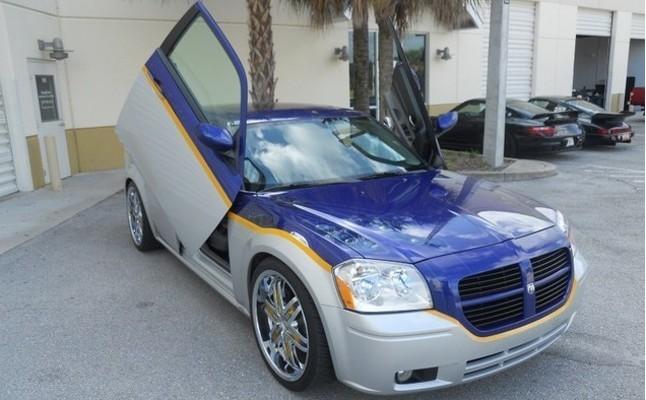 2005, Dodge, Magnum, HEMI, Custom, Rides