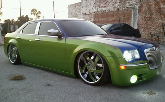 2005, Chrysler, 300C, Custom, Rides
