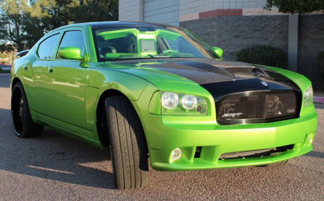 2007, Dodge, Charger, SRT8, Custom, Rides