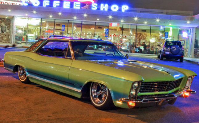 1965, Buick, Riviera, GS, Custom. Lowrider, Rides