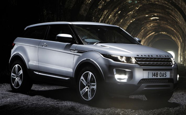 rides cars driven test drives land rover range evoque coupe