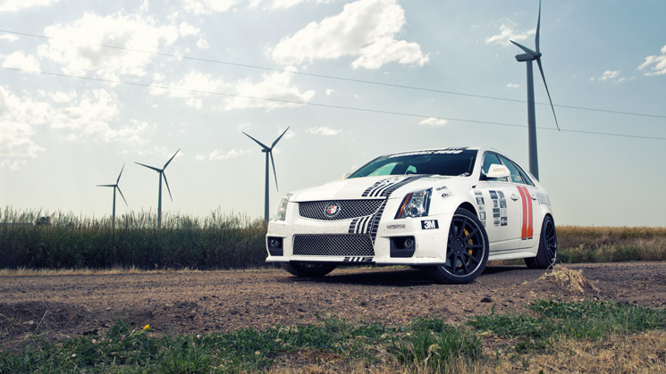 Cadillac, CTS-V, Gumball, Exotic, Customs, Rally, RIDES