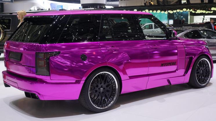 2013, Range Rover, Geneva, Hamann, Rides, Custom
