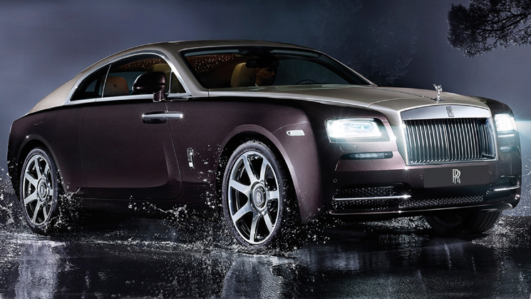 rolls royce wraith wrath coupe ghost fast two door sweet