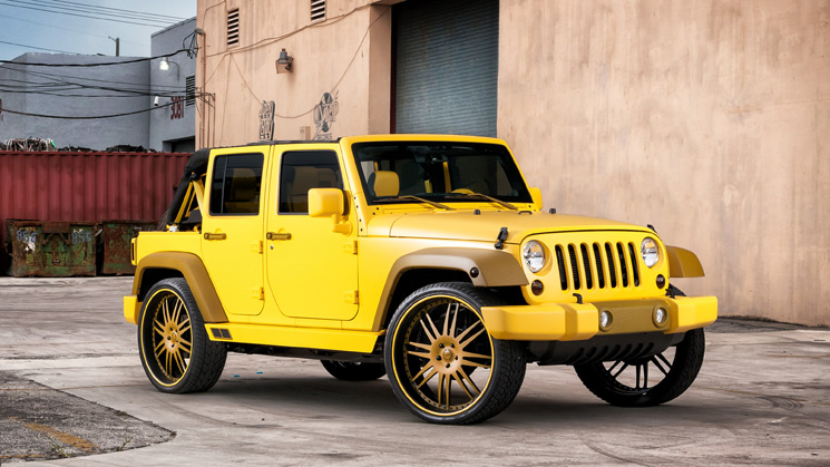 RIDES, Jeep, Wrangler, Rubicon, MC Customs