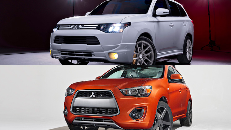 rides H360 mitsubishi active lifestyle outlander 2014 winter 2013 sport summer