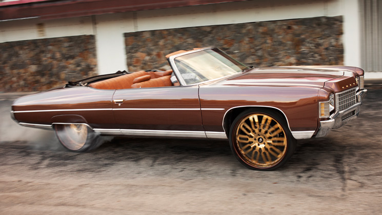 RIDES, Chevrolet, Chevy, Donk, Caprice, Forgiato