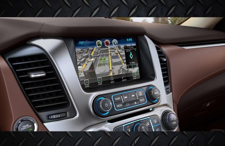 2015 Chevy Tahoe 2015 Chevy Suburban And 2015 Gmc Yukon Revealed Rides Magazine