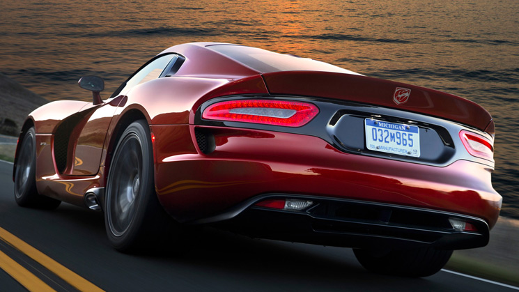 rides srt viper 2013 2014 production cut back