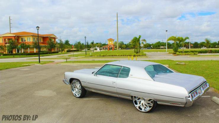 Craigslist Daytona Beach Florida >> 1973 Chevy Caprice | For Sale Friday - Rides Magazine