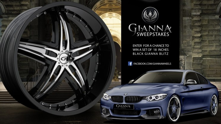 gianna wheels rides magazine free set giveaway blitz sweepstakes