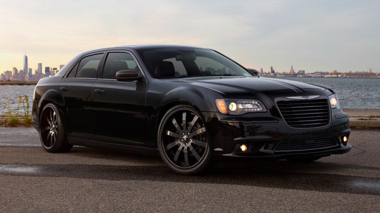 rides magazine 2013 Chrysler 300C John Varvatos Luxury Edition sedan forgiato