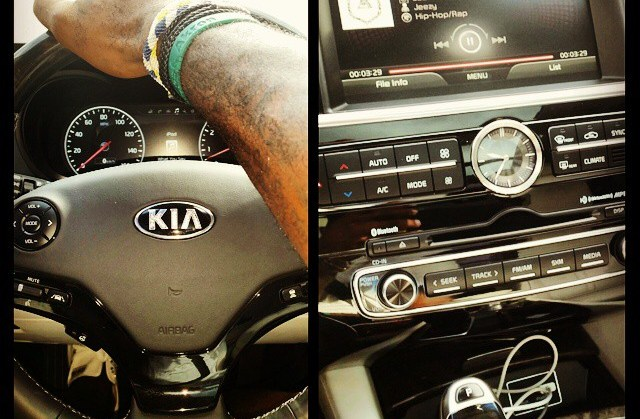 Lebron James, Kia, K900